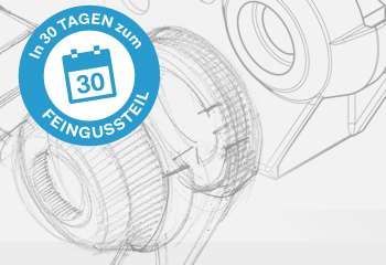 Feingussteile in Rekordzeit – dank Rapid Prototyping made by tsf