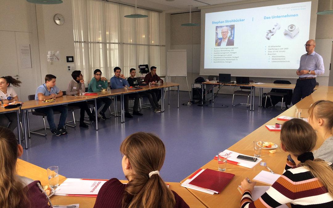 Schüler-Seminar der lpb – Gemeinwohl-Ökonomie