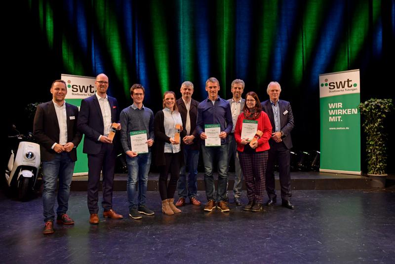 tsf gewinnt Umweltpreis 2019