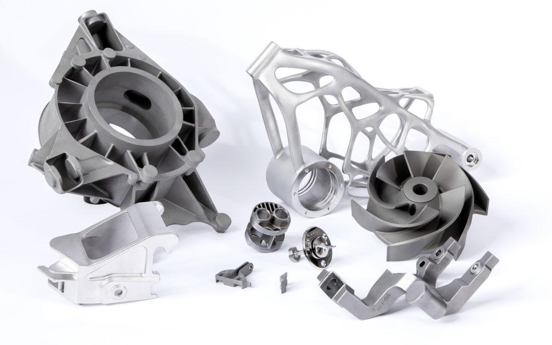 Entdecken Sie die industriellen Anwendungen von Stahlfeinguss